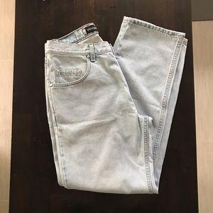 Vintage Levi's Silvertab straight leg jeans